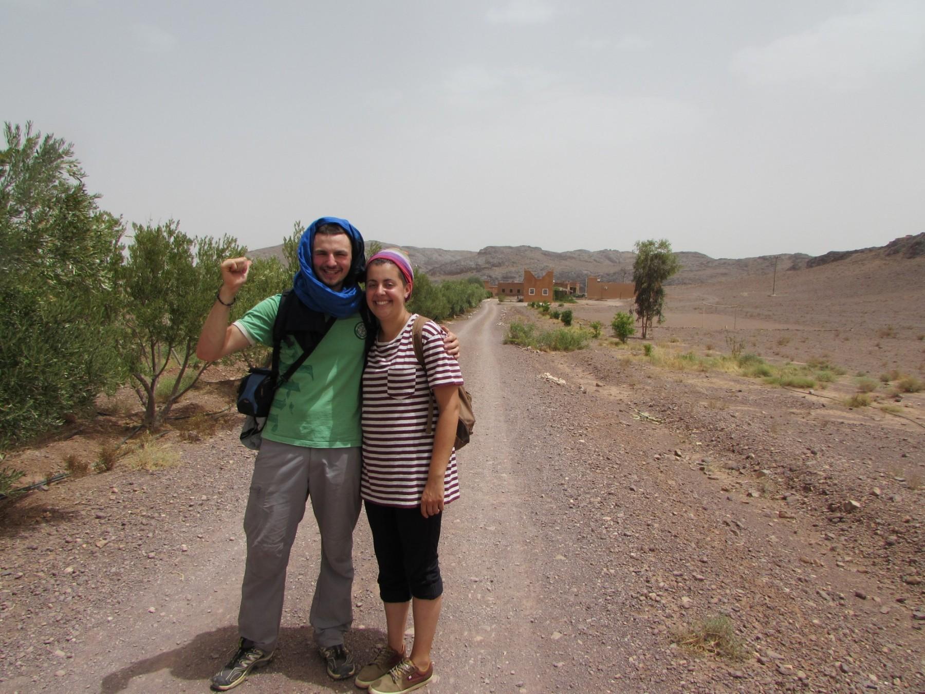 L'esperienza di Sara in Marocco 2
