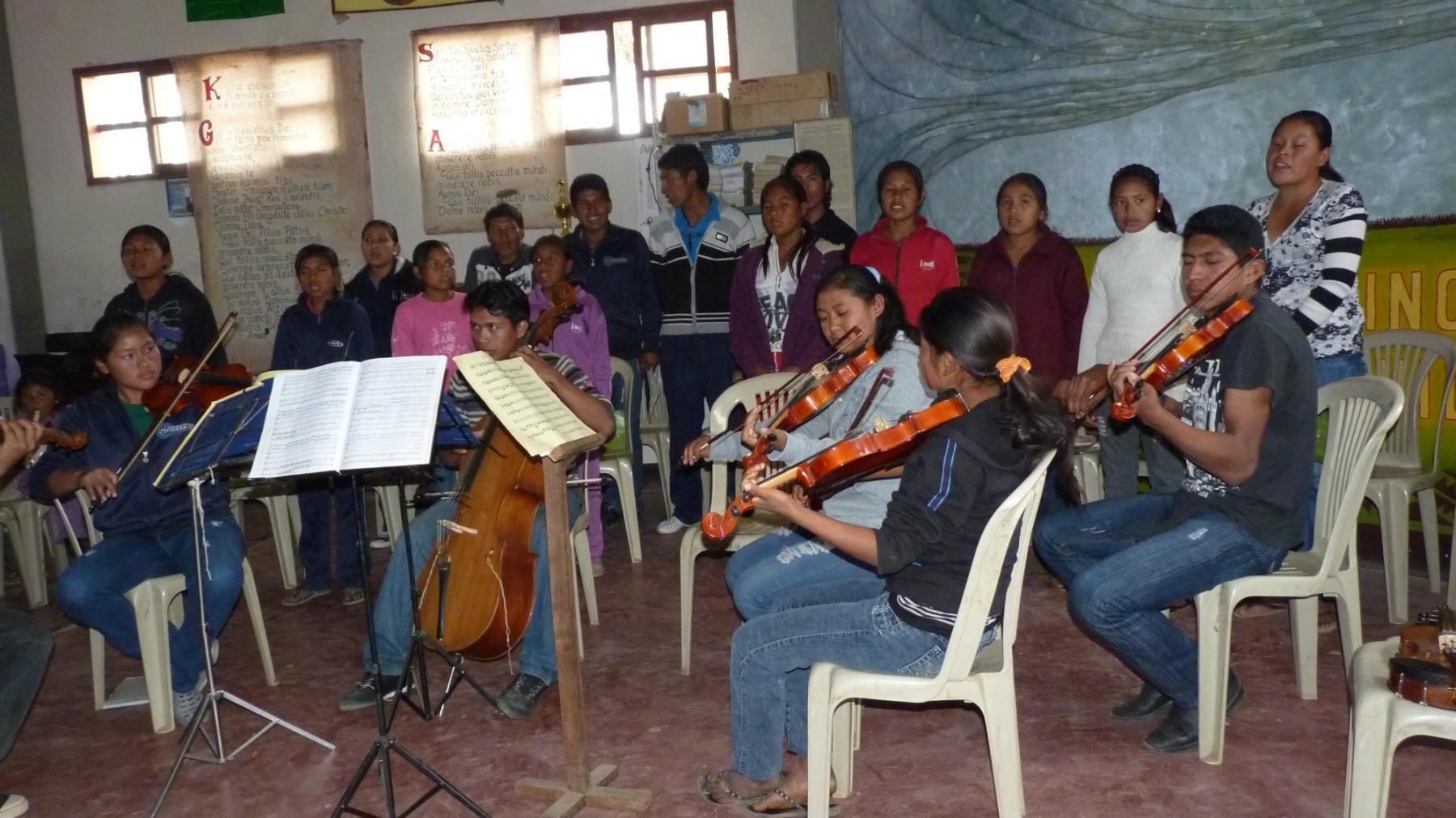 Scuola delle Arti del Chaco Boliviano