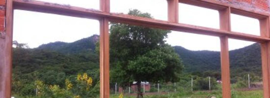 Costruzione di una cappella a Guirayurarenda 2