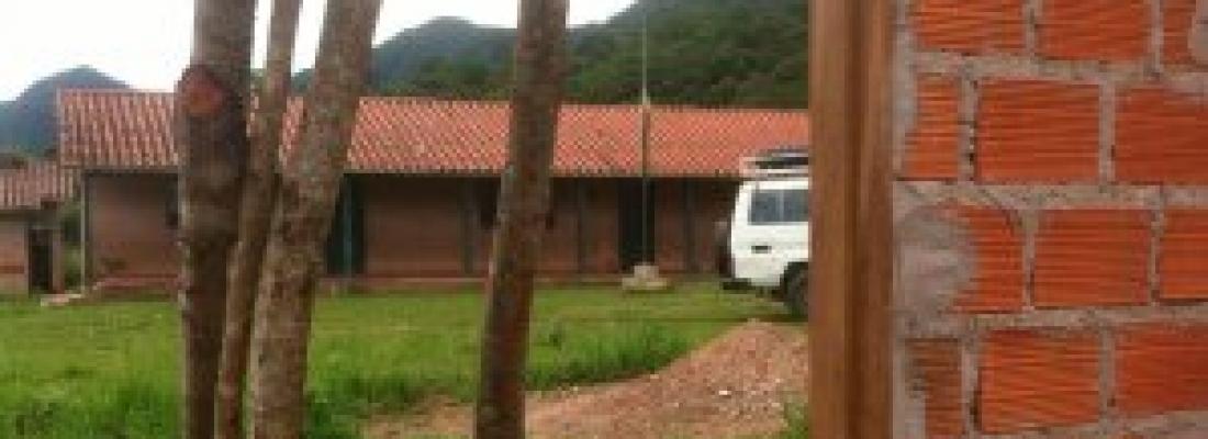 Costruzione di una cappella a Guirayurarenda 3