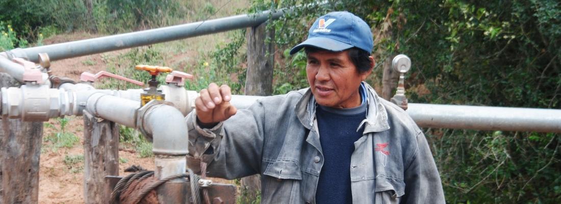 Progetto acqua comunità di S. Nicolas (Bolivia) 1