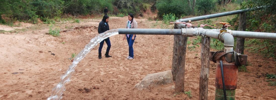 Progetto acqua comunità di S. Nicolas (Bolivia) 3