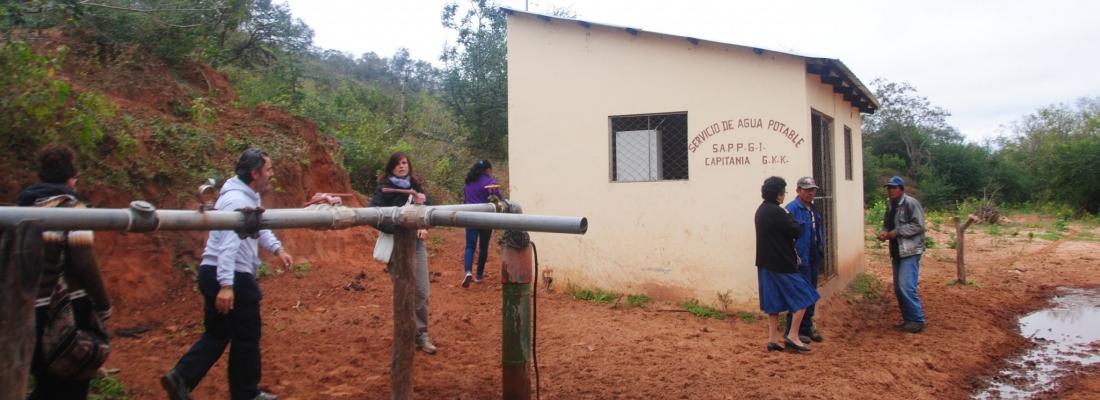 Progetto acqua comunità di S. Nicolas (Bolivia) 6