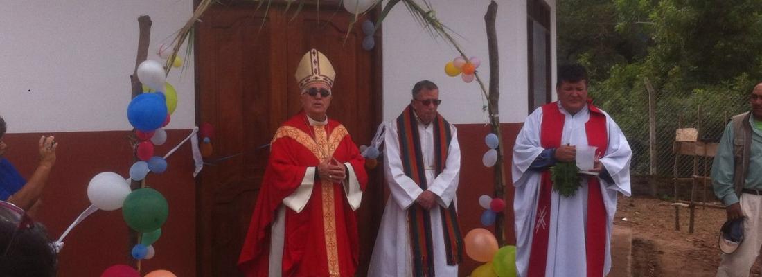 Costruzione di una cappella a Guirayurarenda 6