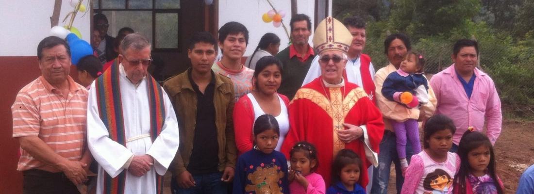 Costruzione di una cappella a Guirayurarenda 7