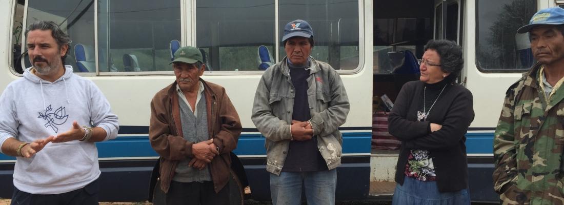 Progetto acqua comunità di S. Nicolas (Bolivia) 4