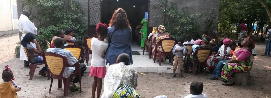 Francesca racconta la sua missione in Congo 1