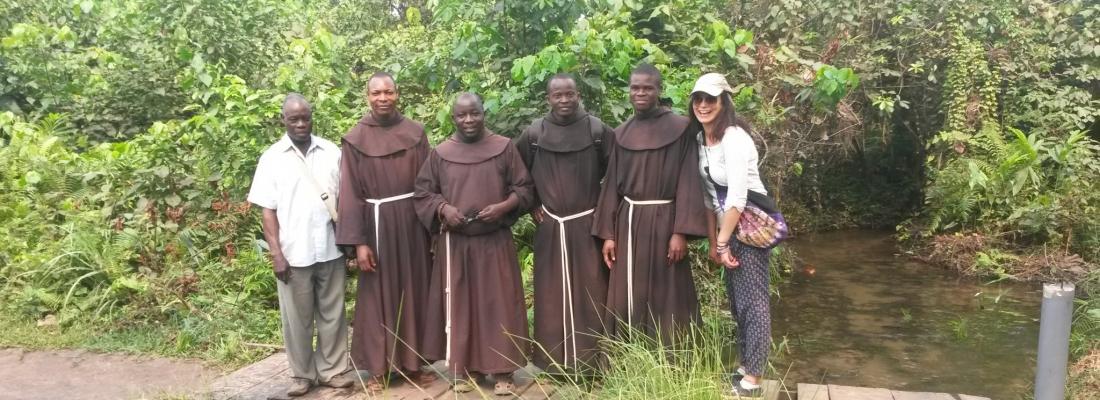 Francesca racconta la sua missione in Congo