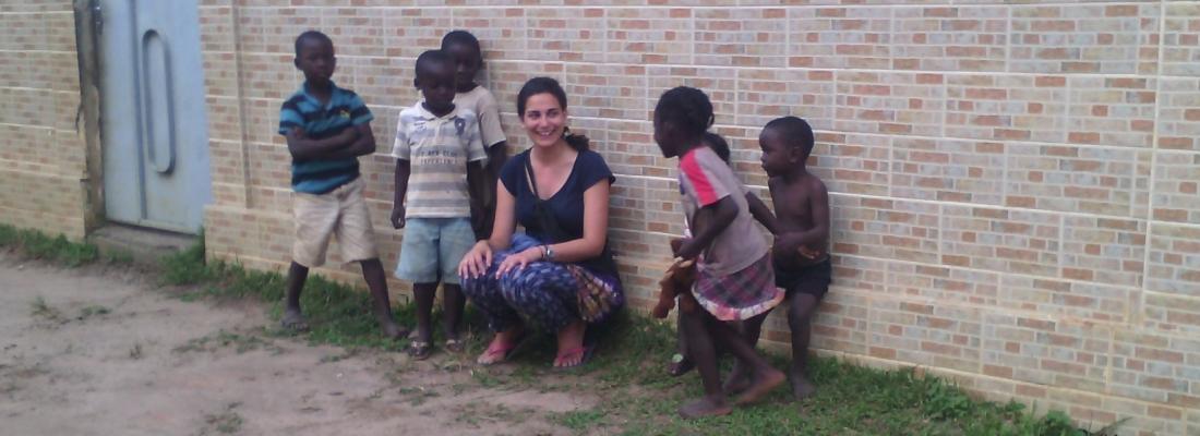 Francesca racconta la sua missione in Congo 2