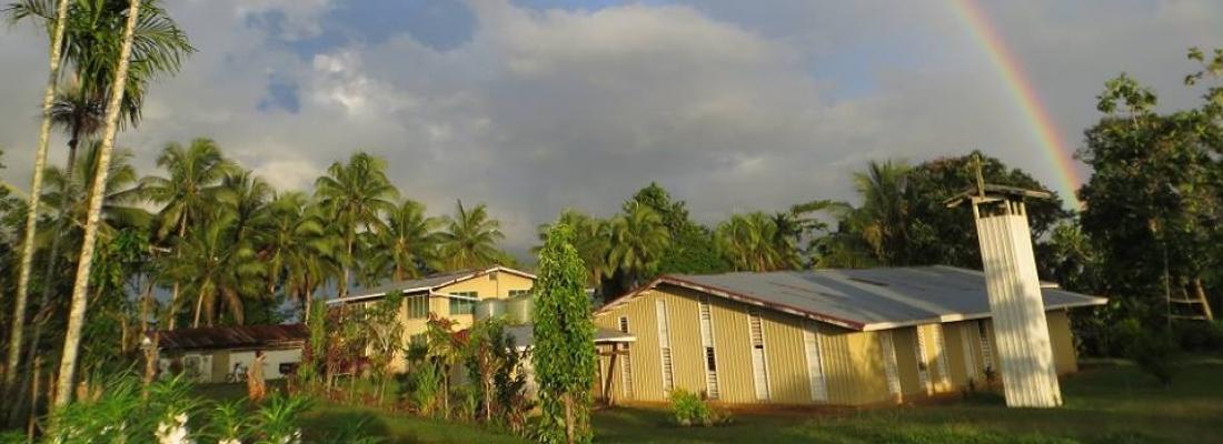 Serbatoi per acqua potabile e medicine - Papua Nuova Guinea 1