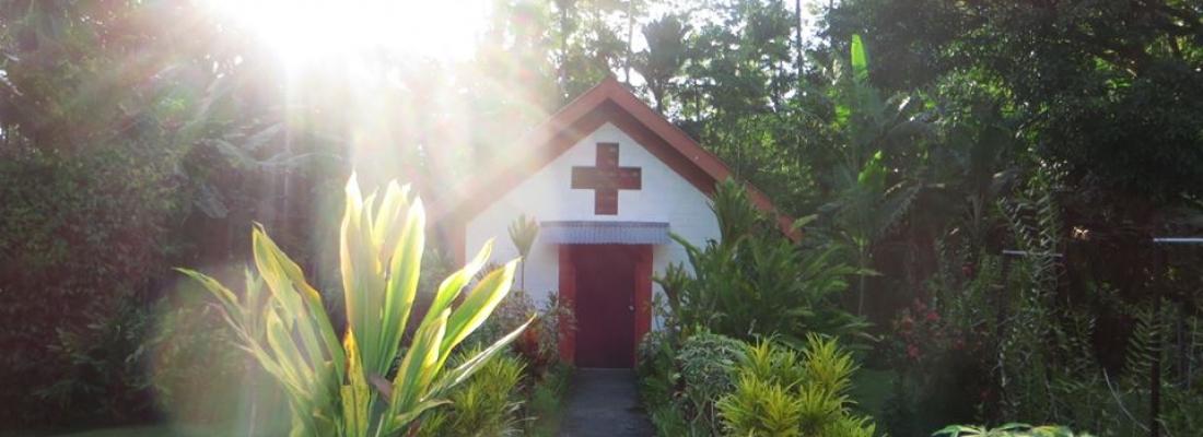 Serbatoi per acqua potabile e medicine - Papua Nuova Guinea 2