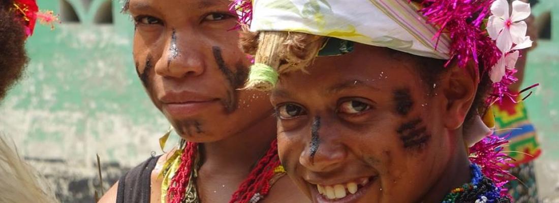 Serbatoi per acqua potabile e medicine - Papua Nuova Guinea 4