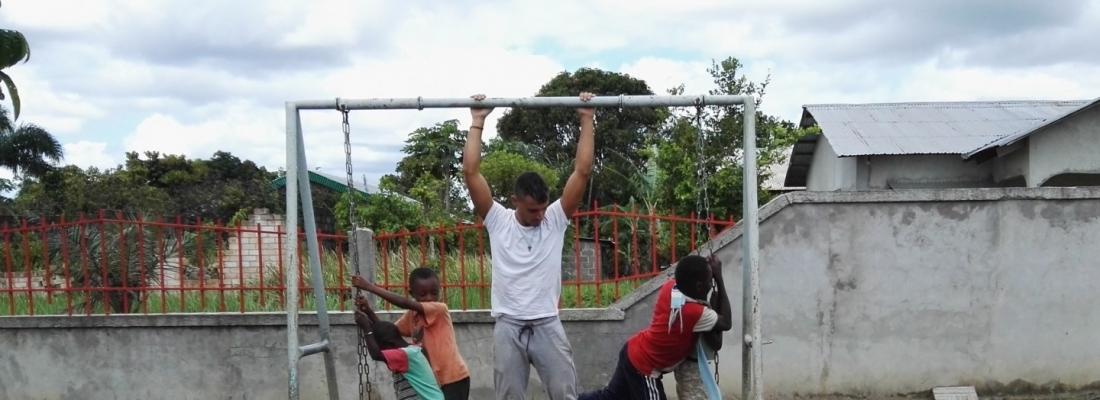 Esperienza in Congo, Brazaville