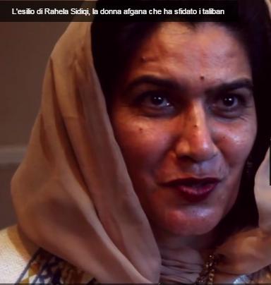 L'esilio di Rahela Sidiqi