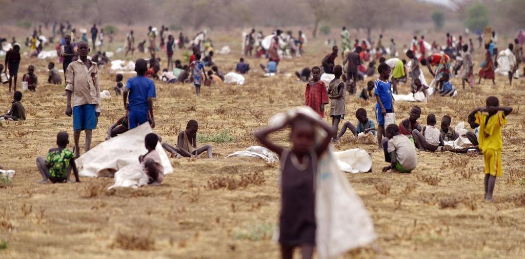 Carestia: Nigeria, Sud Sudan, Somalia e Yemen