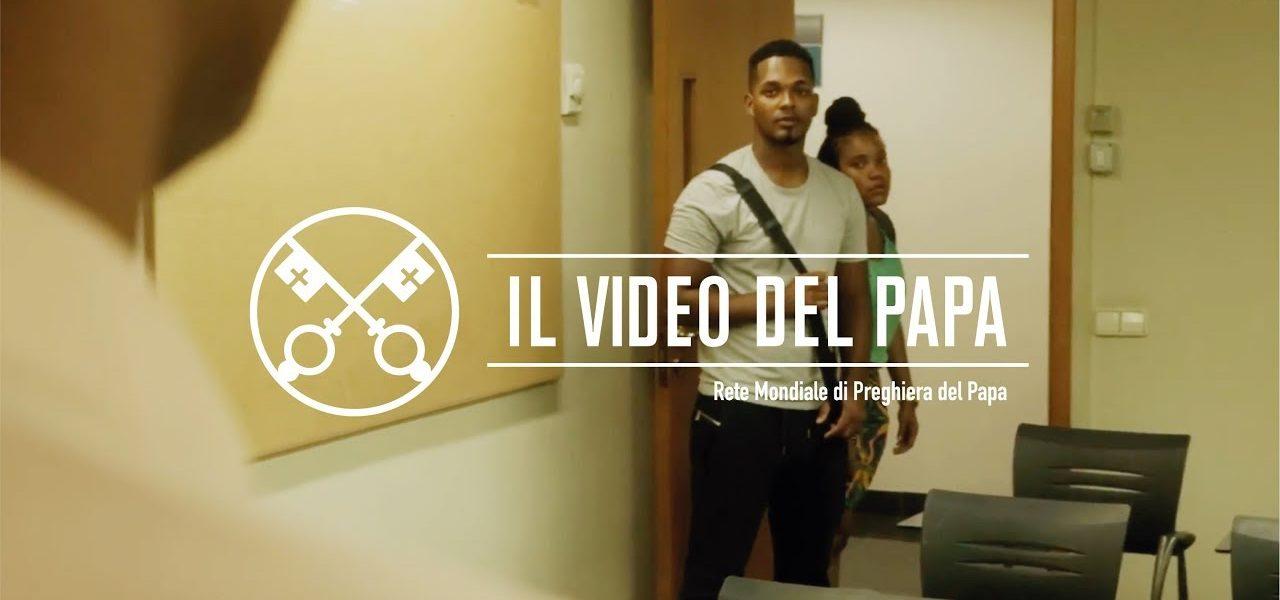 I giovani dell'Africa – Il Video del Papa – Settembre 2018