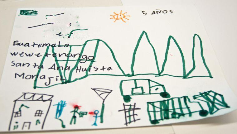 Arizona: disegni dal confine