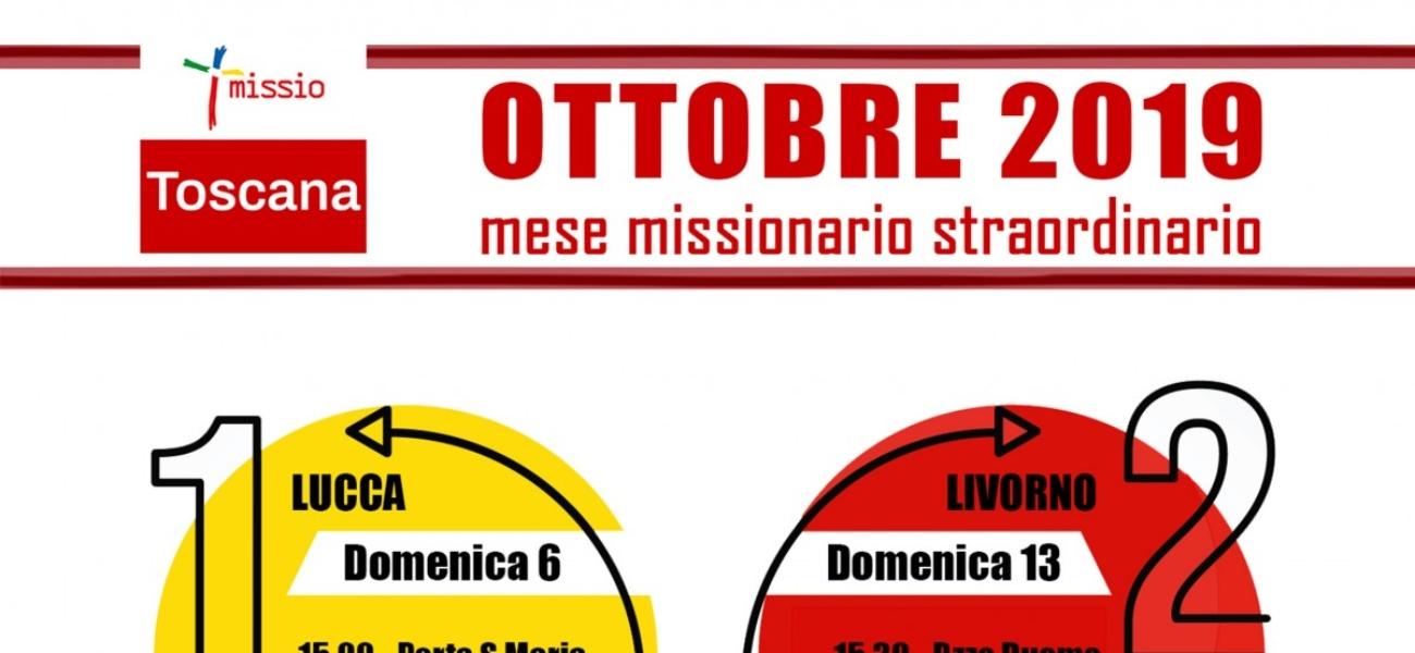 Mese Missionario Straordinario Ottobre 2019