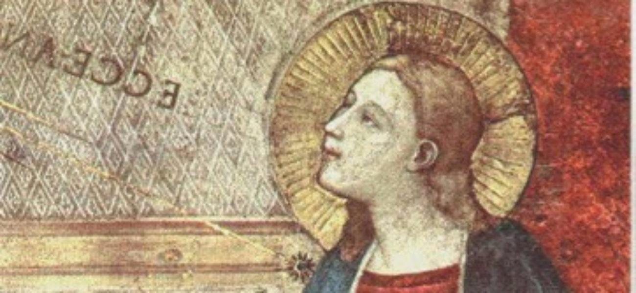 Preghiera di affidamento alla Vergine Annunziata